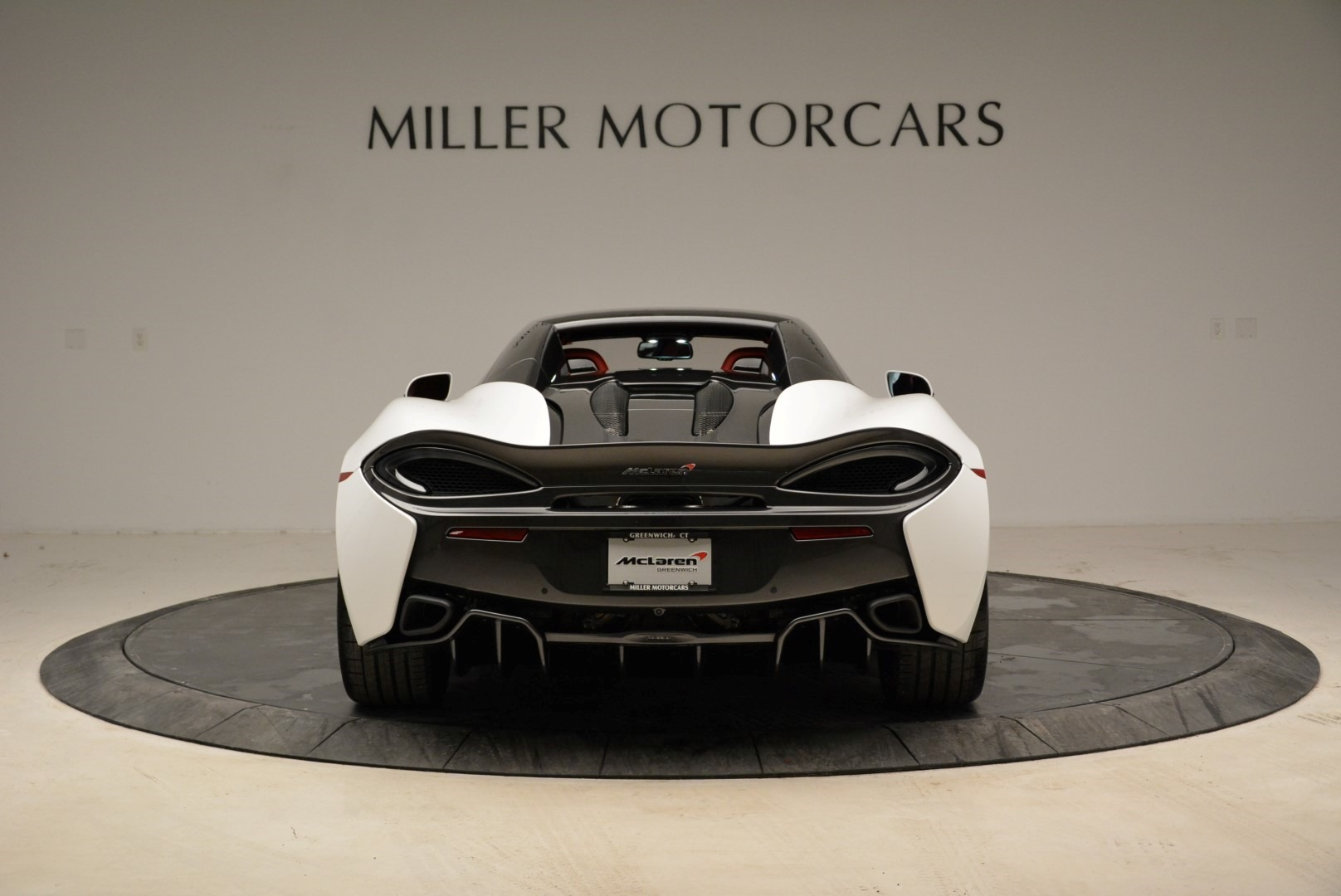 New 2018 McLaren 570S Spider For Sale In Greenwich, CT 1969_p18