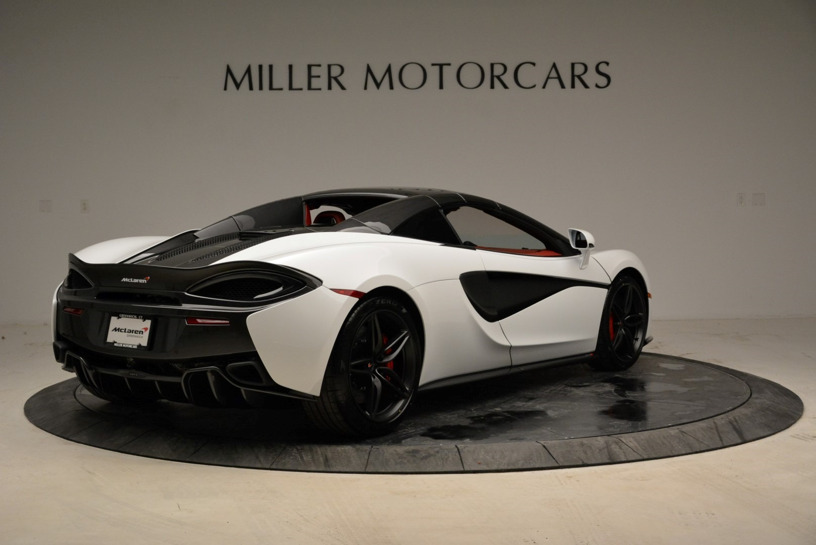 New 2018 McLaren 570S Spider For Sale In Greenwich, CT 1969_p19