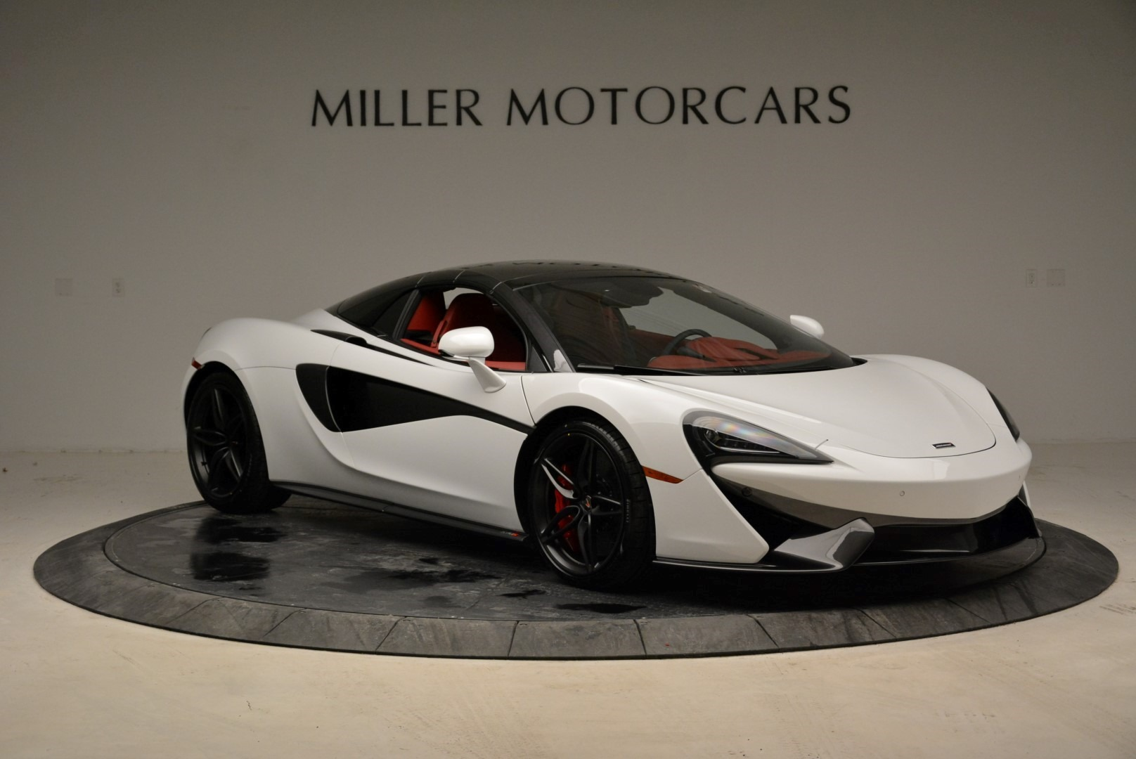 New 2018 McLaren 570S Spider For Sale In Greenwich, CT 1969_p21