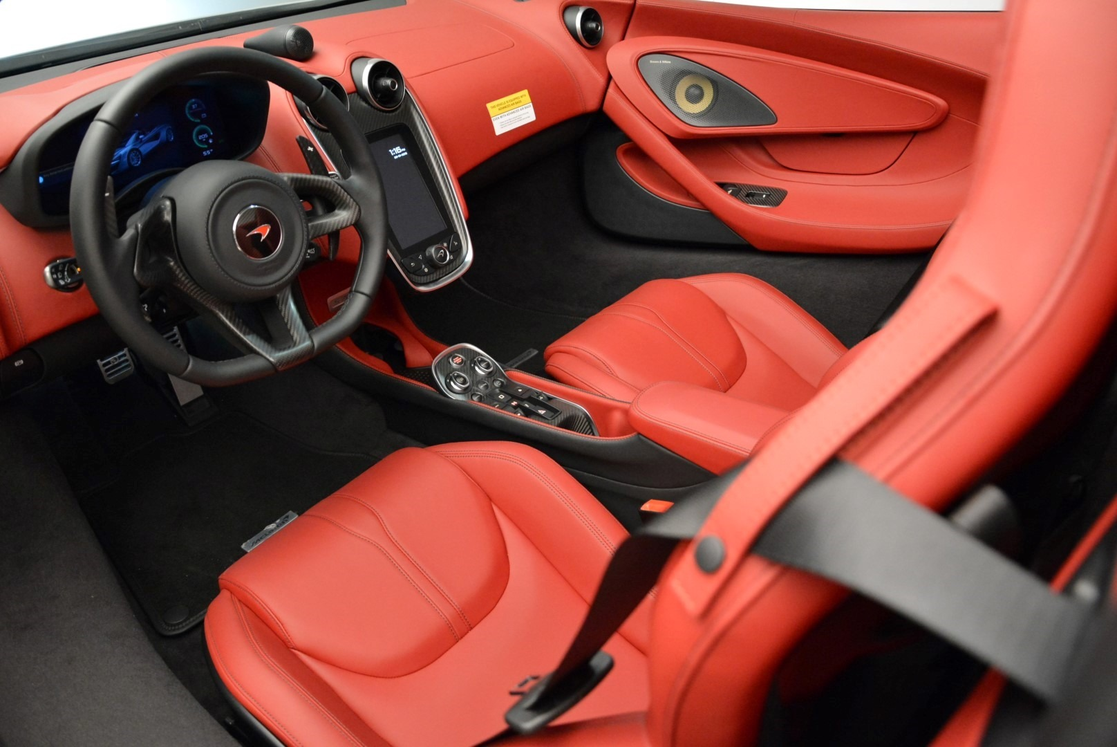 New 2018 McLaren 570S Spider For Sale In Greenwich, CT 1969_p26