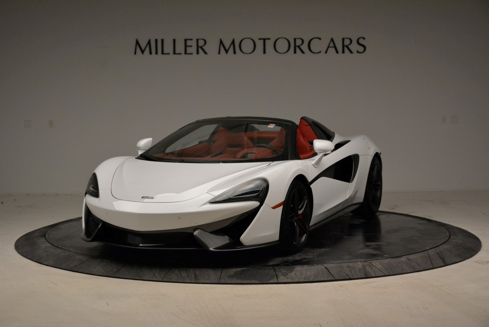 New 2018 McLaren 570S Spider For Sale In Greenwich, CT 1969_p2
