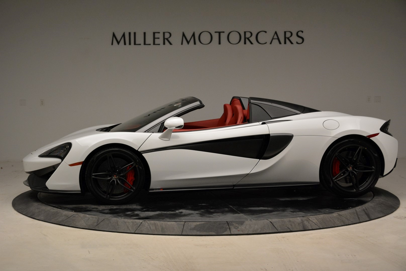 New 2018 McLaren 570S Spider For Sale In Greenwich, CT 1969_p3