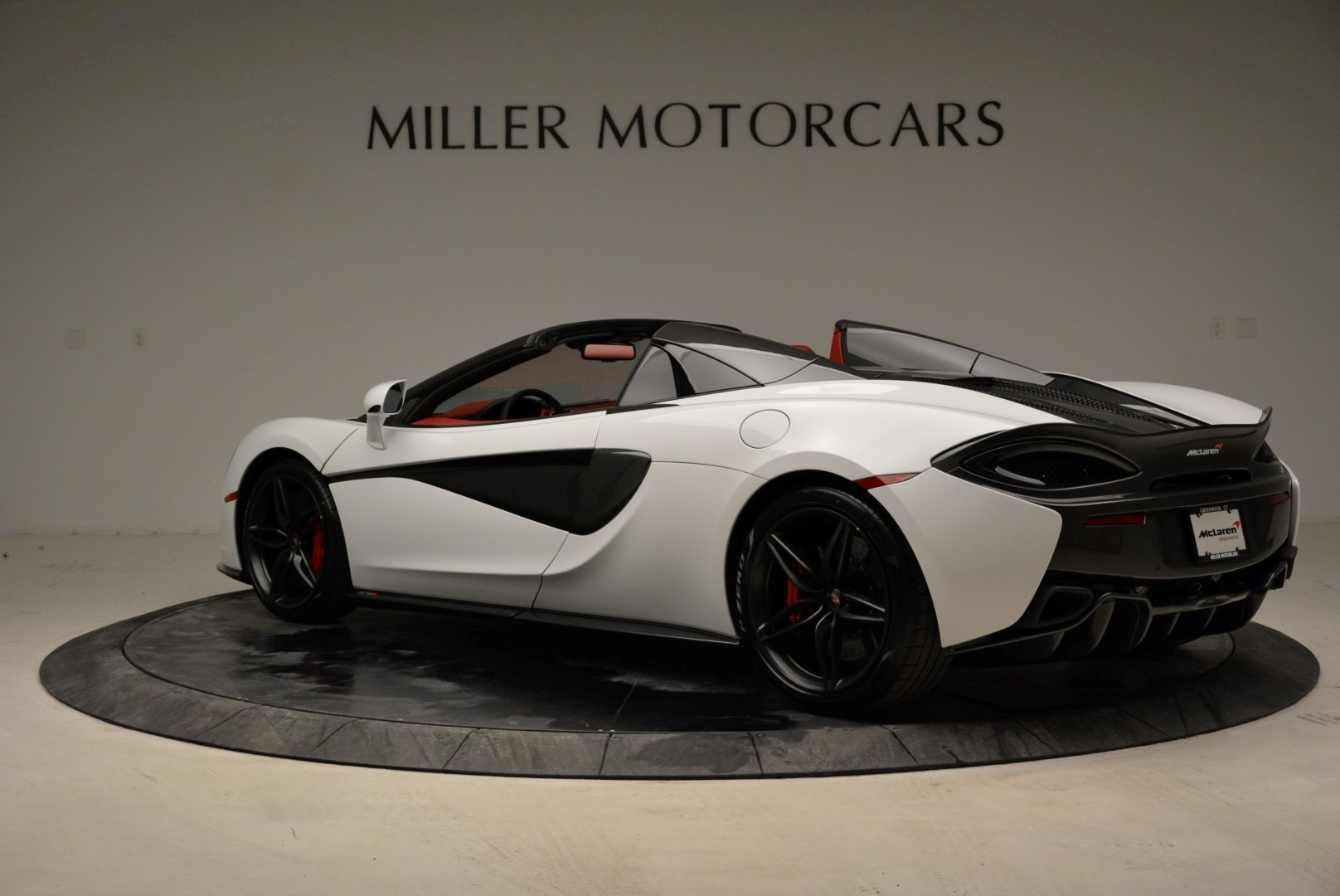 New 2018 McLaren 570S Spider For Sale In Greenwich, CT 1969_p4