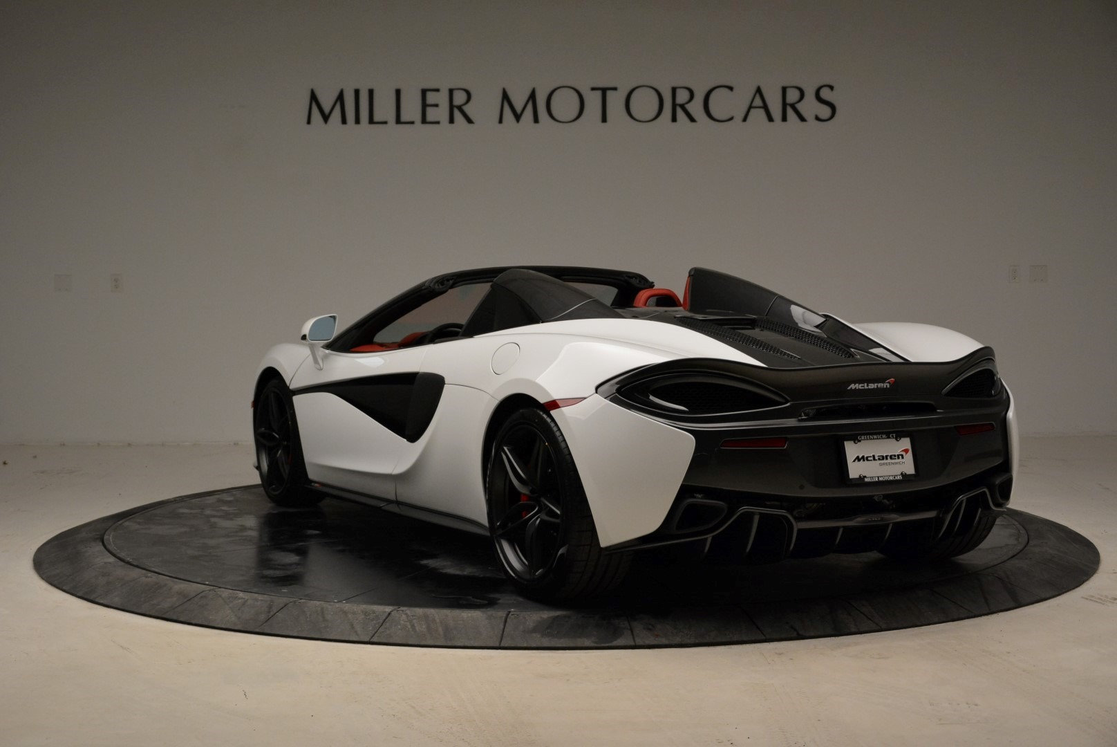 New 2018 McLaren 570S Spider For Sale In Greenwich, CT 1969_p5