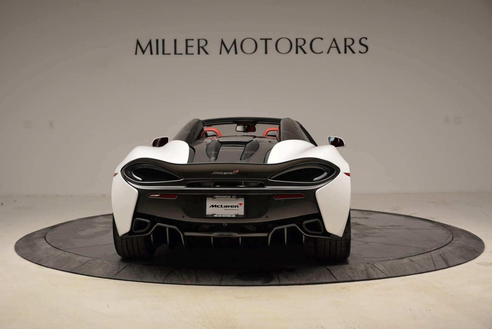 New 2018 McLaren 570S Spider For Sale In Greenwich, CT 1969_p6