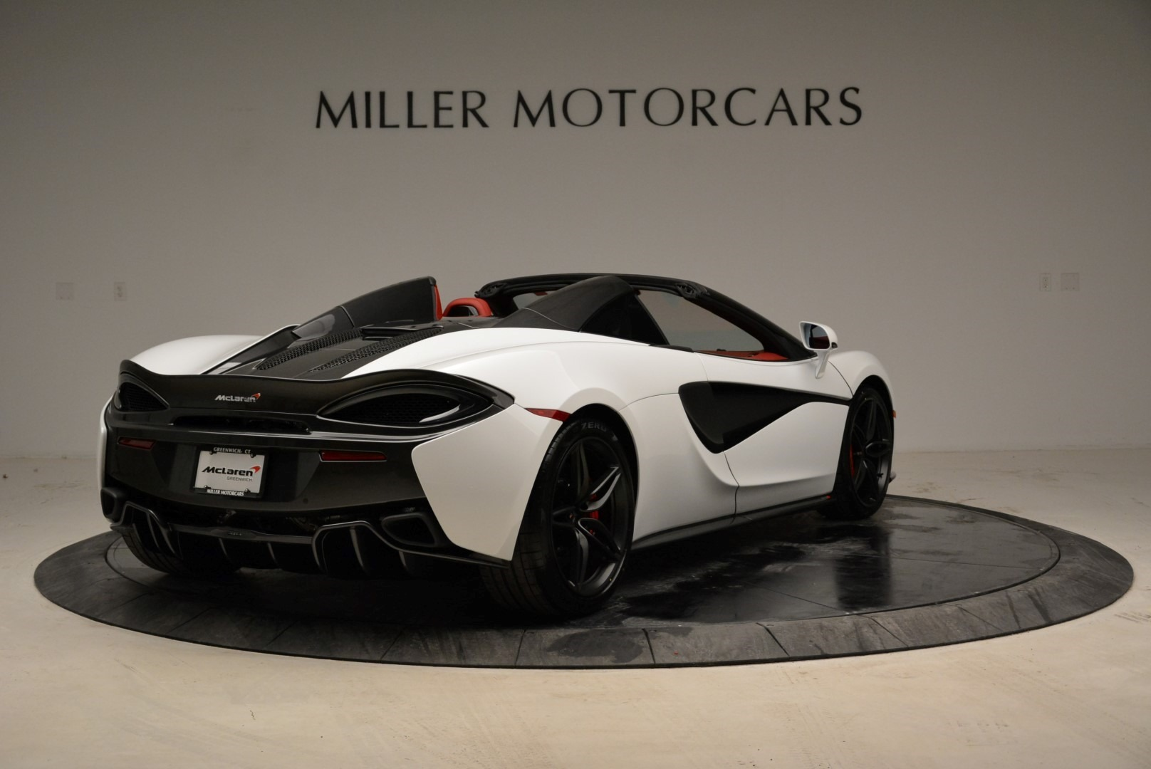 New 2018 McLaren 570S Spider For Sale In Greenwich, CT 1969_p7