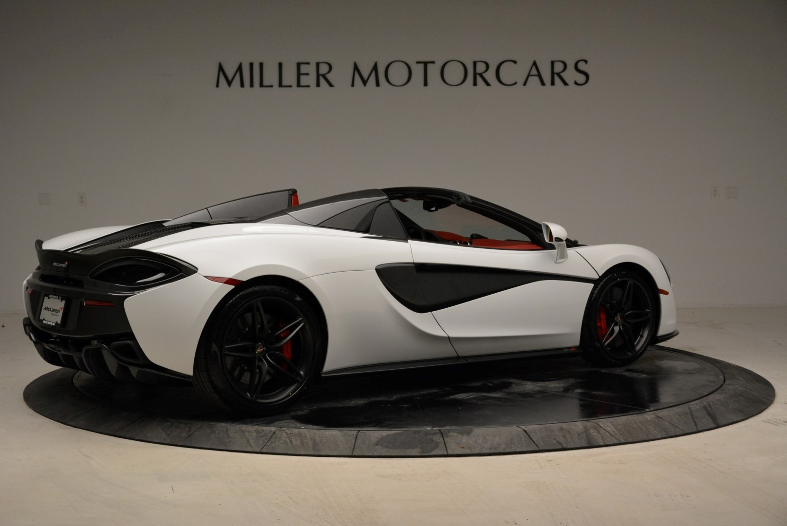 New 2018 McLaren 570S Spider For Sale In Greenwich, CT 1969_p8