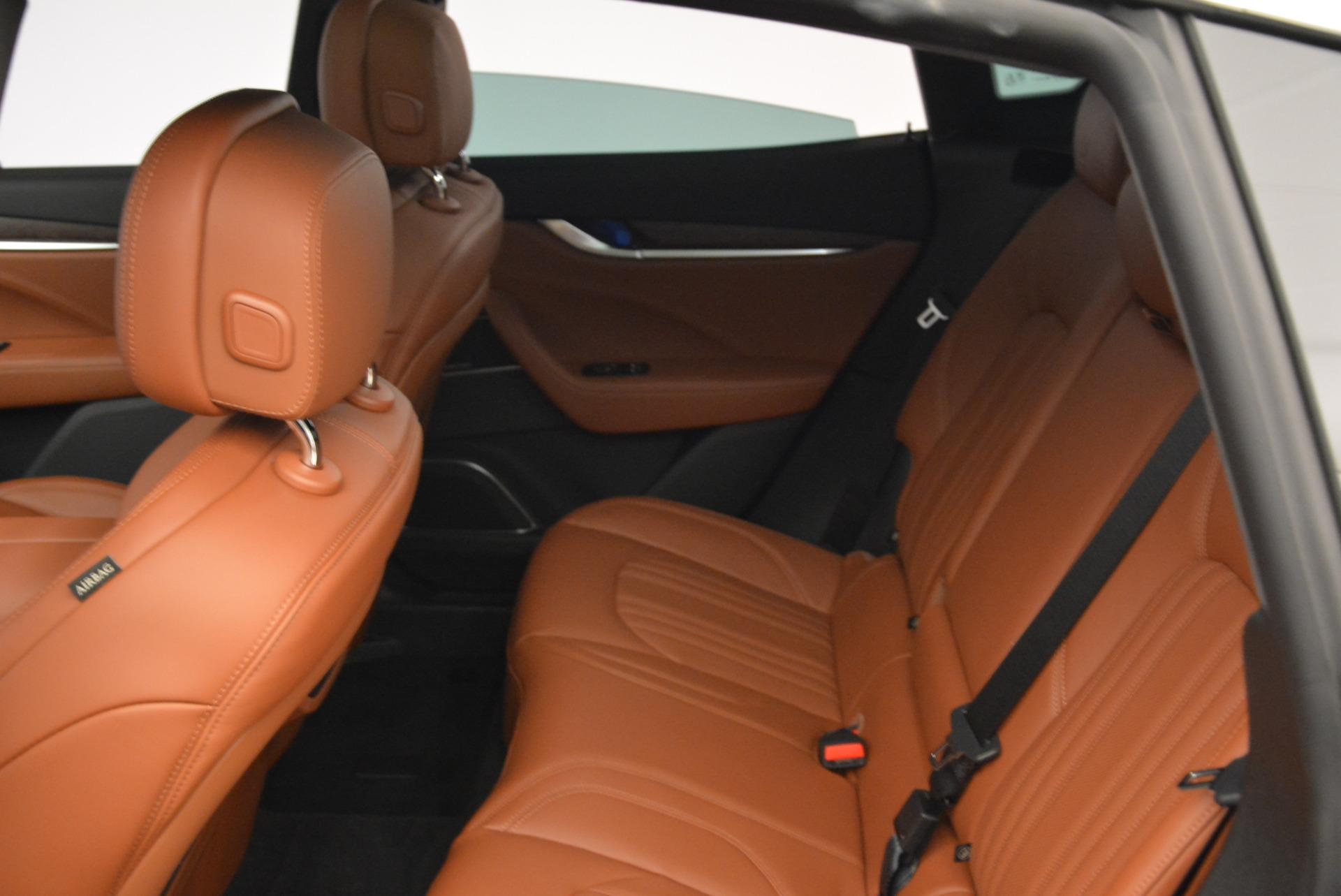 New 2018 Maserati Levante S Q4 GranLusso For Sale In Greenwich, CT 1971_p17