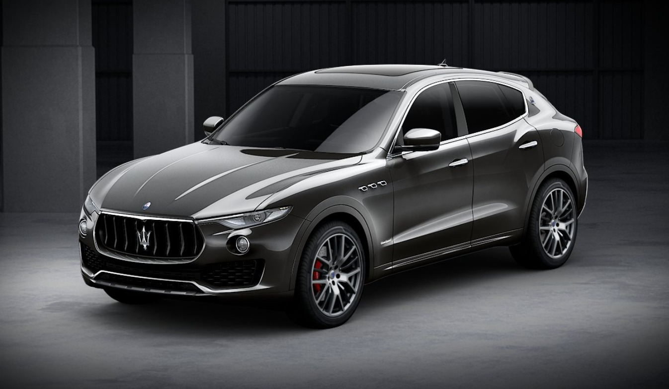 New 2018 Maserati Levante S Q4 GRANSPORT For Sale In Greenwich, CT 1972_main
