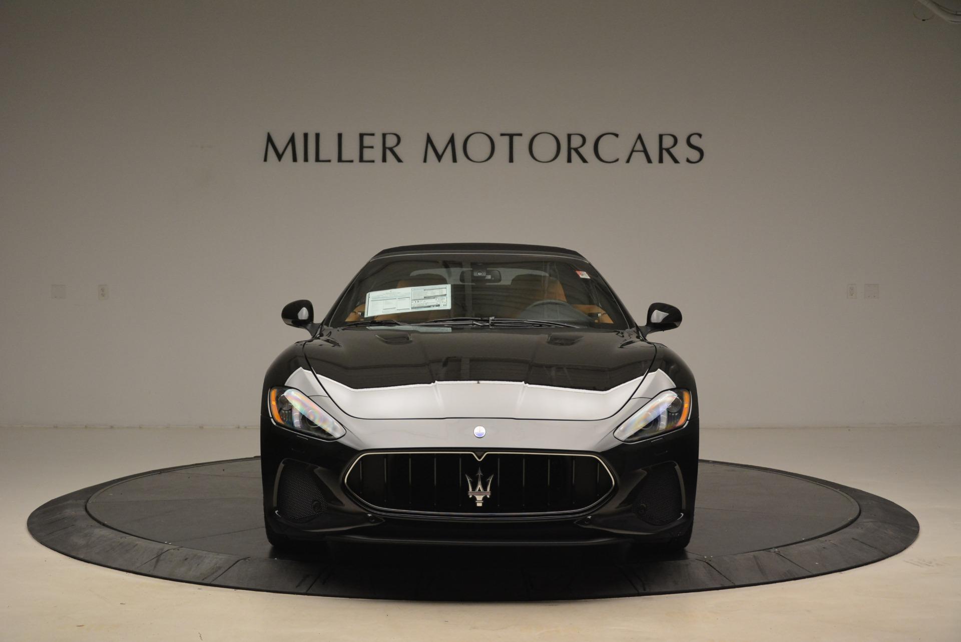 New 2018 Maserati GranTurismo MC Convertible For Sale In Greenwich, CT 1973_p22