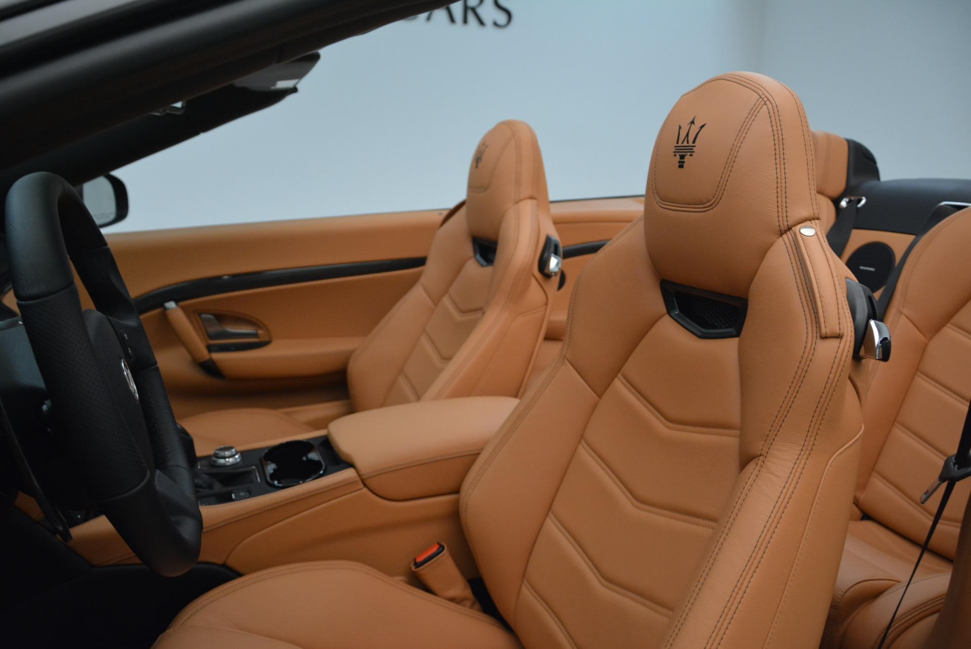 New 2018 Maserati GranTurismo MC Convertible For Sale In Greenwich, CT 1973_p26
