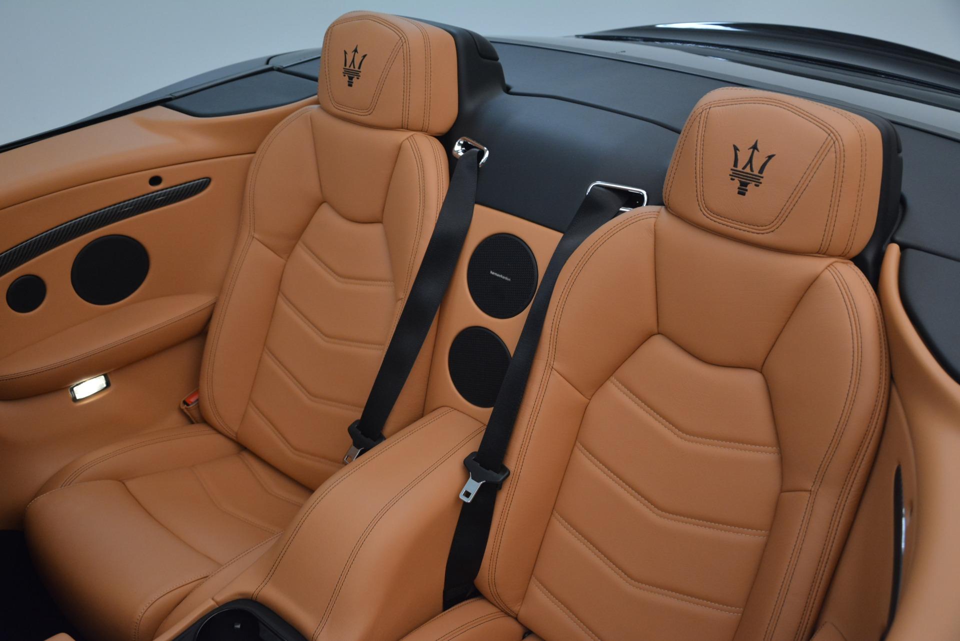 New 2018 Maserati GranTurismo MC Convertible For Sale In Greenwich, CT 1973_p29