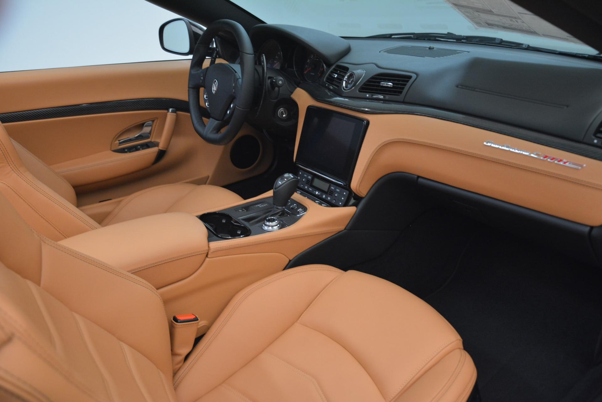 New 2018 Maserati GranTurismo MC Convertible For Sale In Greenwich, CT 1973_p32