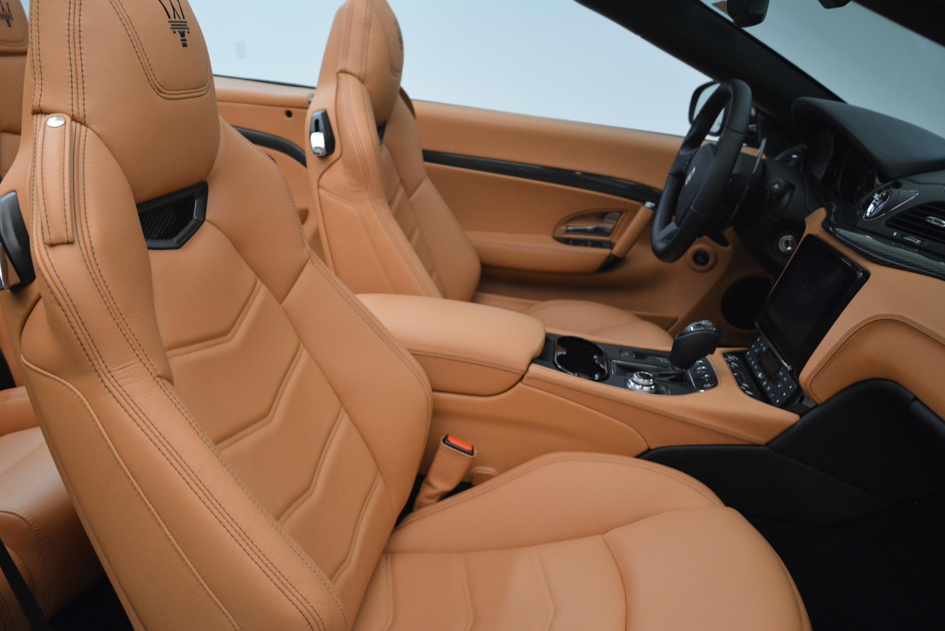 New 2018 Maserati GranTurismo MC Convertible For Sale In Greenwich, CT 1973_p33