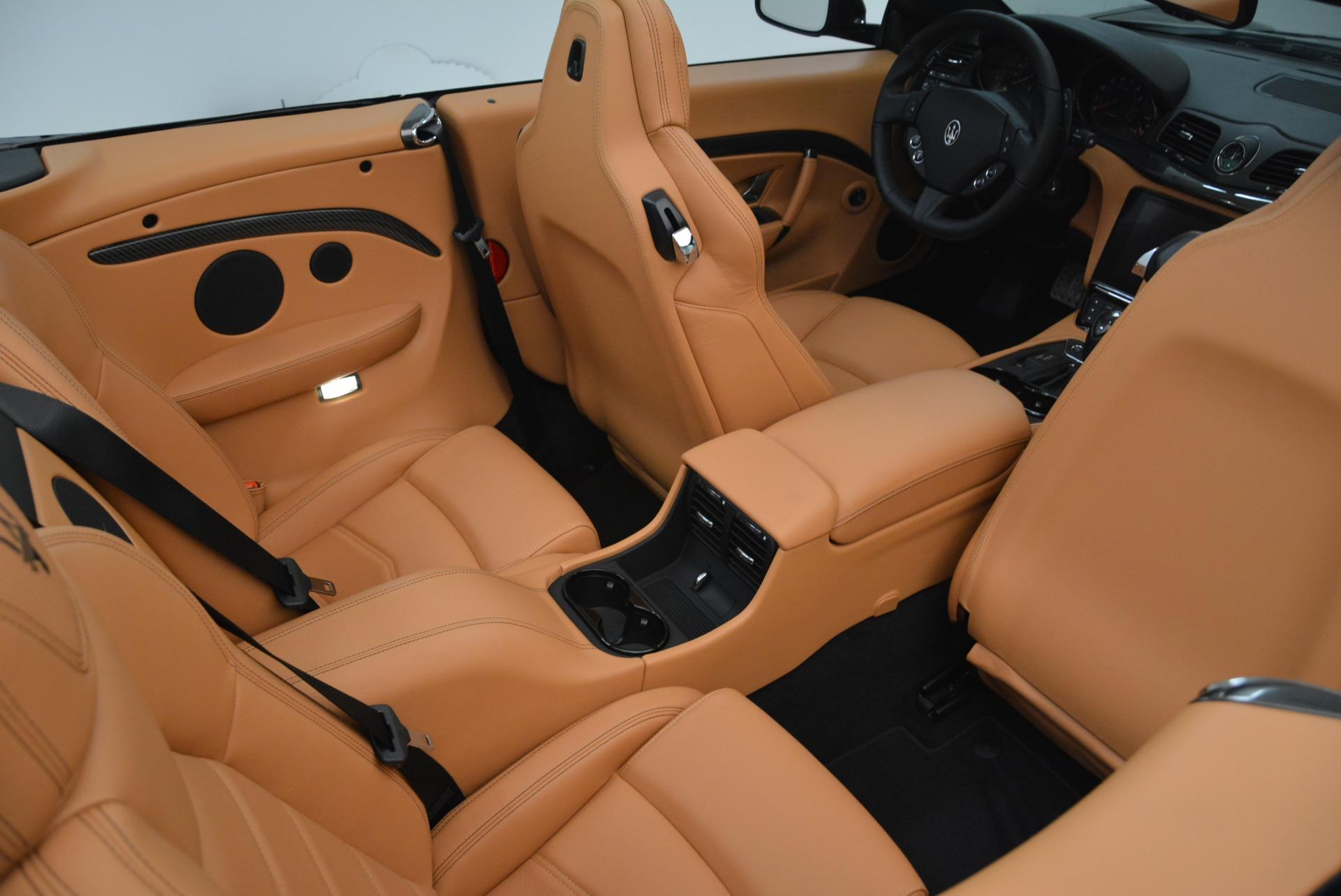 New 2018 Maserati GranTurismo MC Convertible For Sale In Greenwich, CT 1973_p36