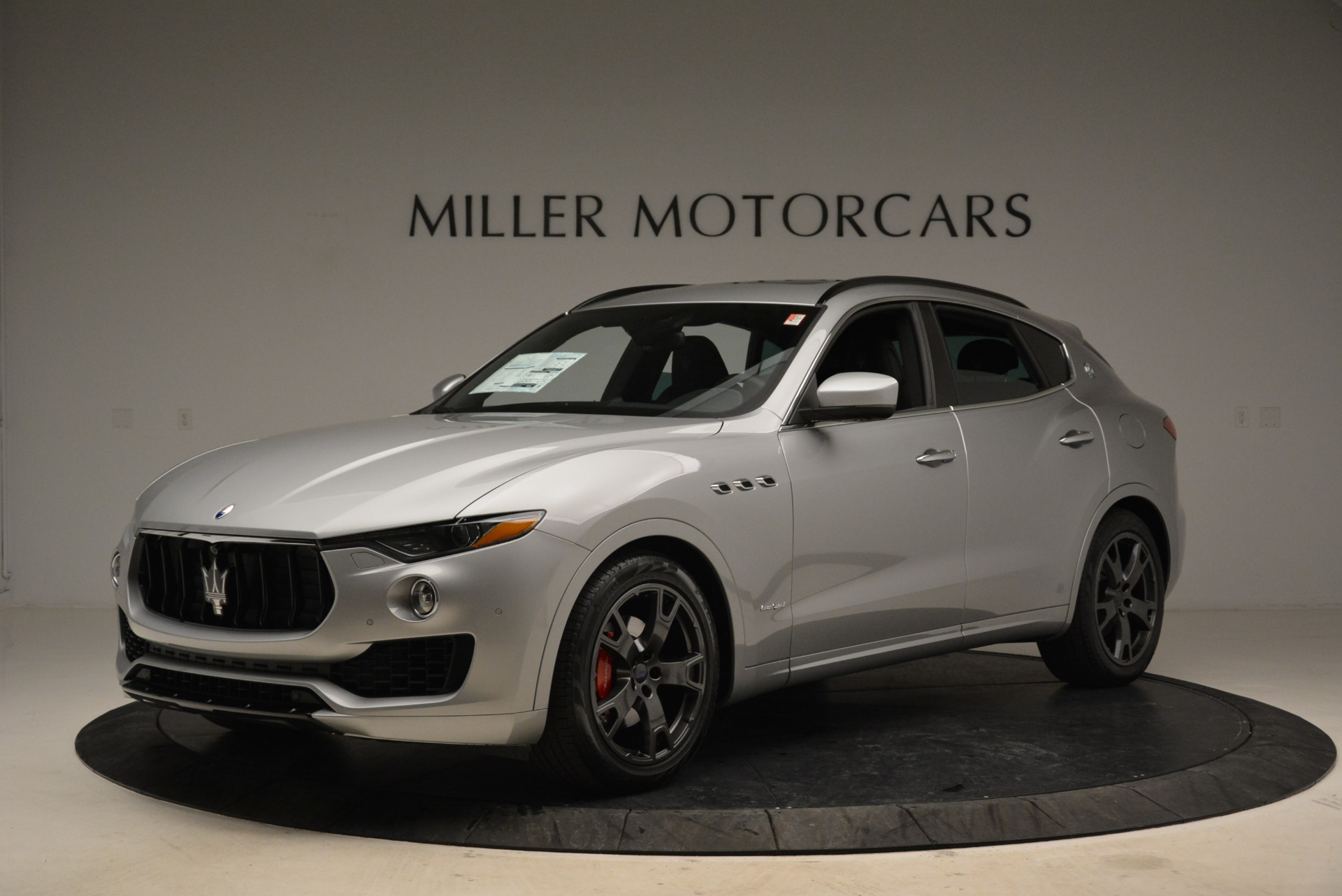 New 2018 Maserati Levante Q4 GranSport For Sale In Greenwich, CT 1975_p2