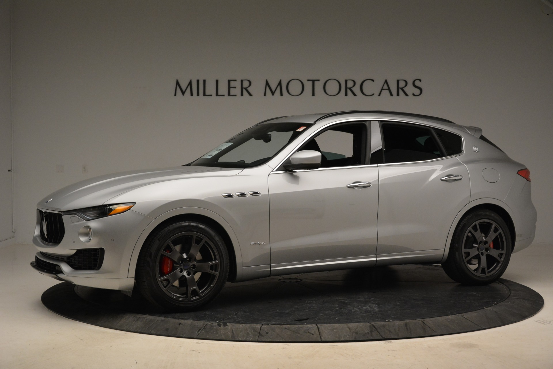 New 2018 Maserati Levante Q4 GranSport For Sale In Greenwich, CT 1975_p3