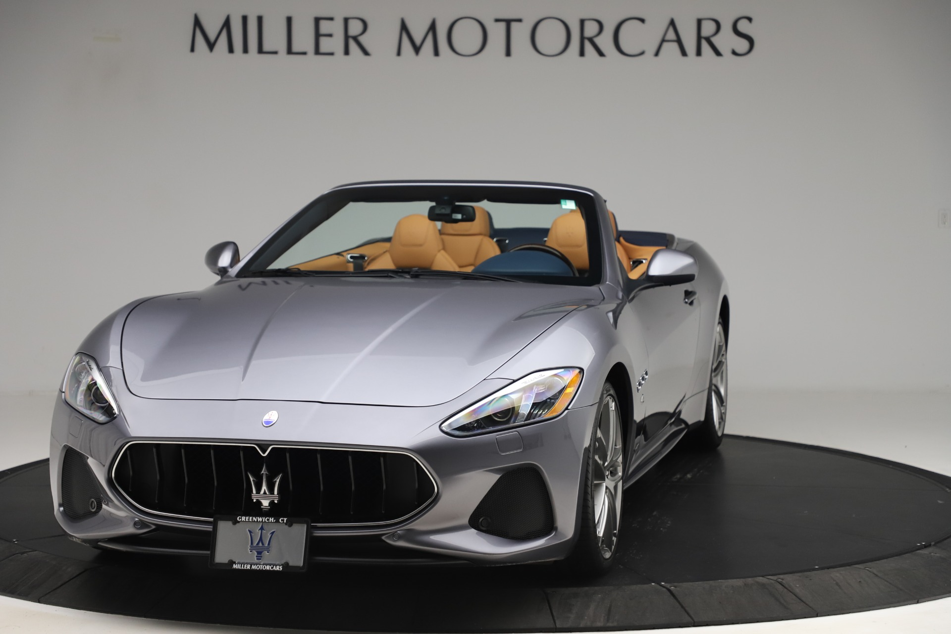New 2018 Maserati GranTurismo Sport Convertible For Sale In Greenwich, CT 1977_main