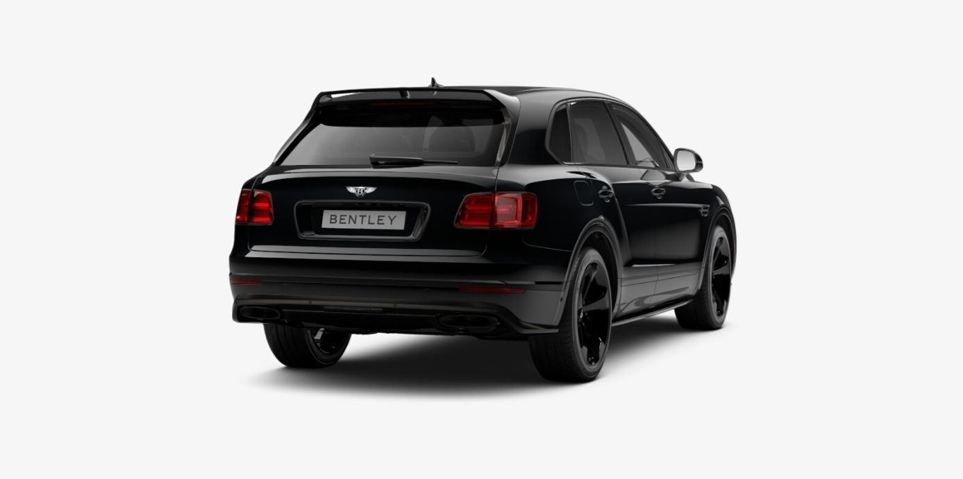 New 2018 Bentley Bentayga Black Edition For Sale In Greenwich, CT 1982_p3