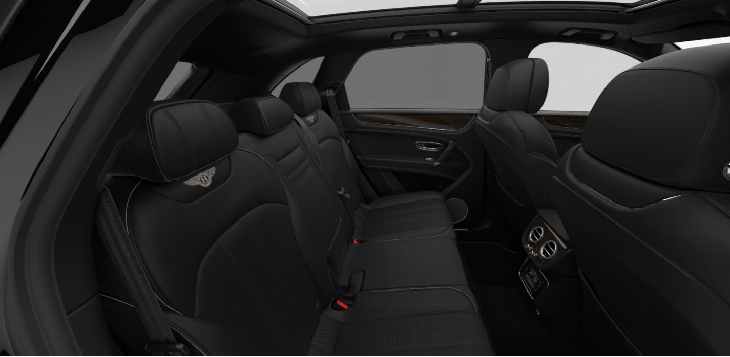 New 2018 Bentley Bentayga Black Edition For Sale In Greenwich, CT 1982_p8
