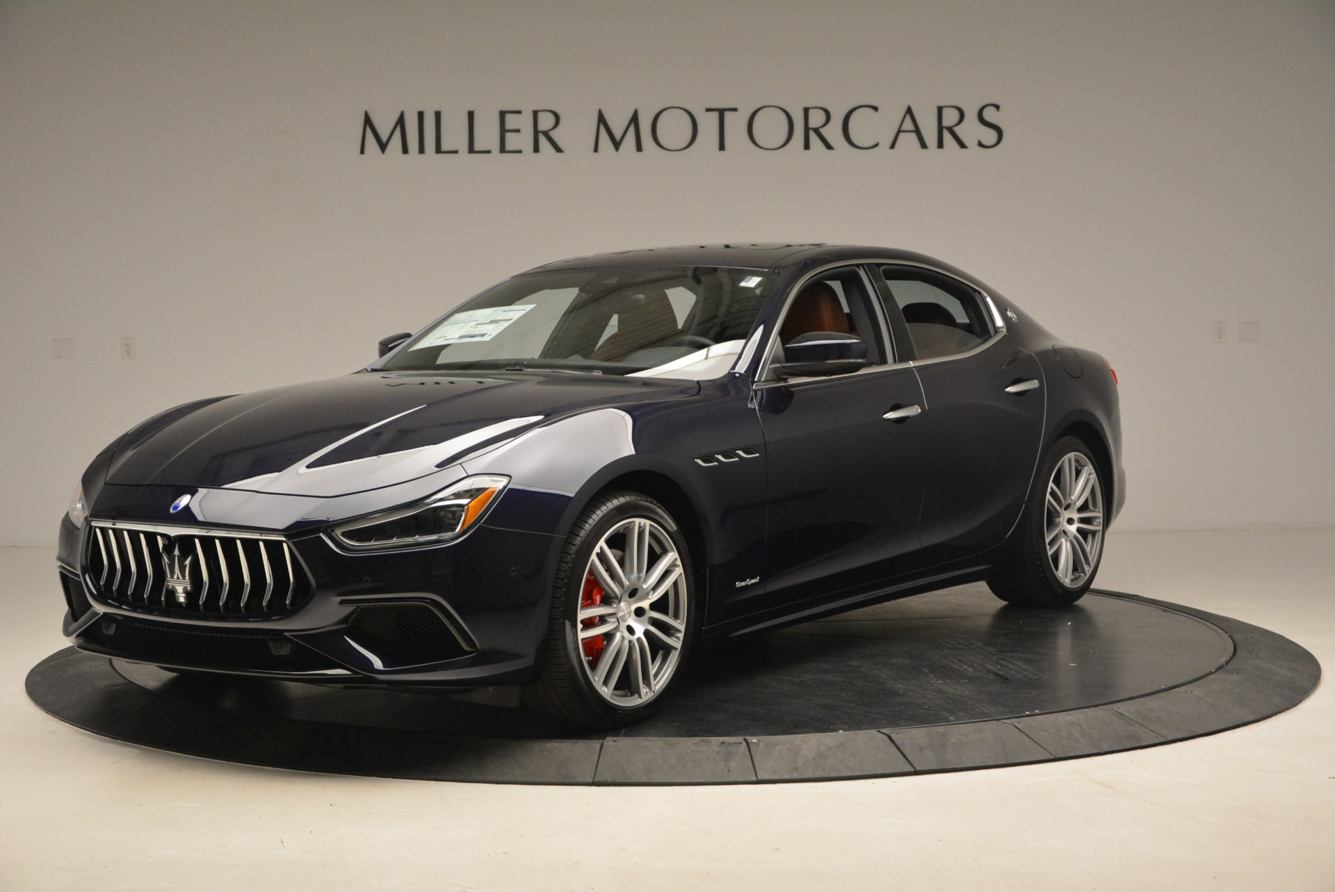 New 2018 Maserati Ghibli S Q4 GranSport For Sale In Greenwich, CT 1992_p2