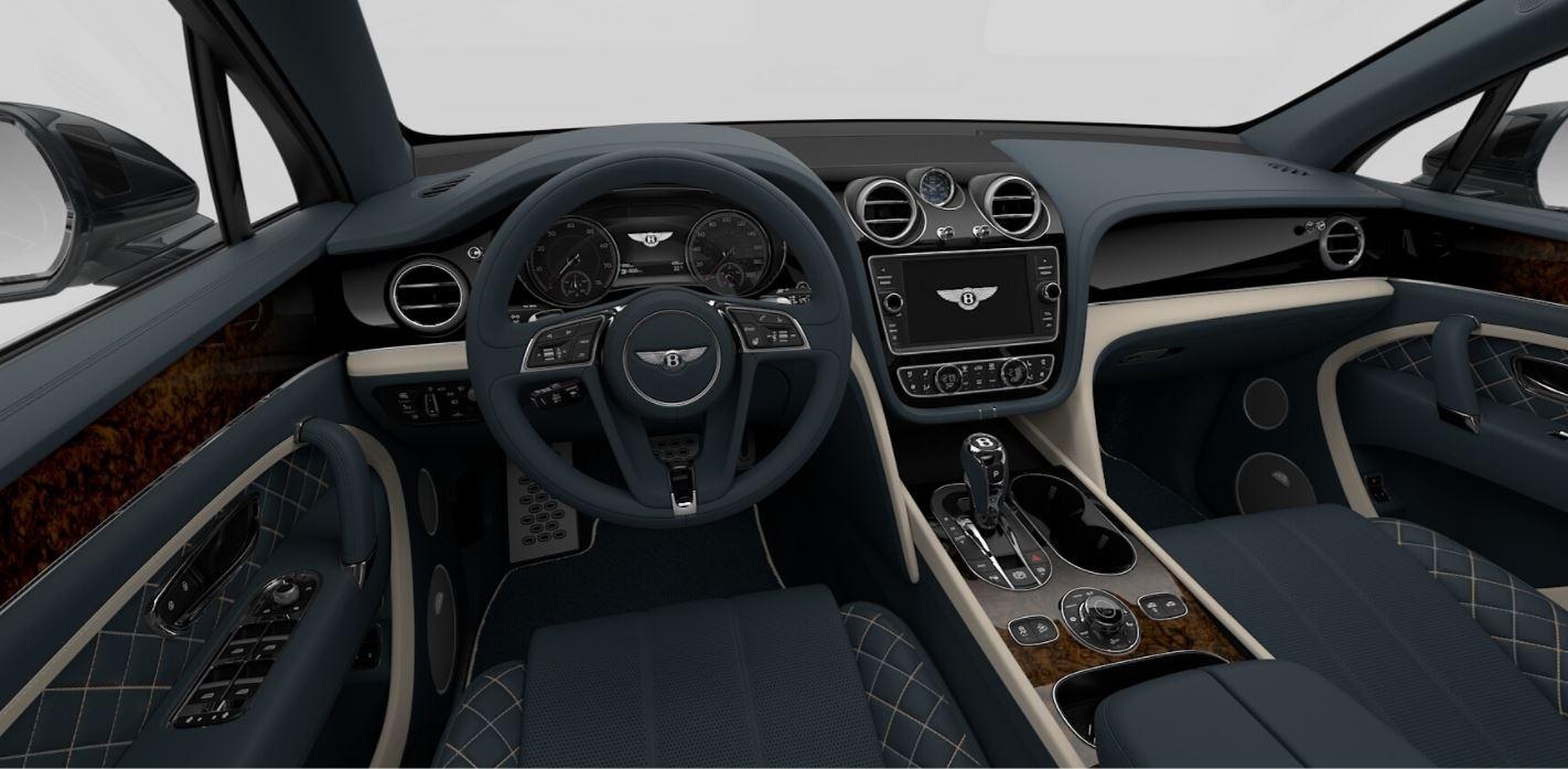 New 2018 Bentley Bentayga Mulliner For Sale In Greenwich, CT 1993_p6