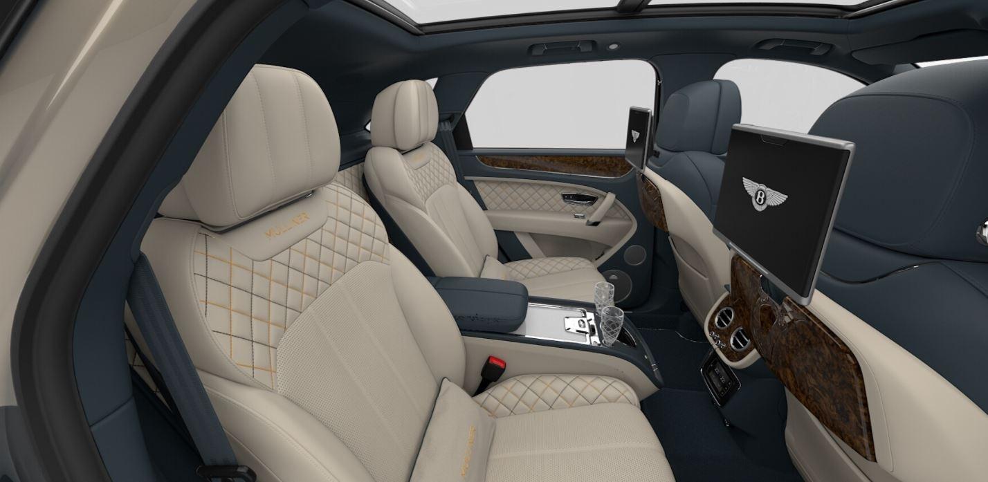 New 2018 Bentley Bentayga Mulliner For Sale In Greenwich, CT 1993_p8