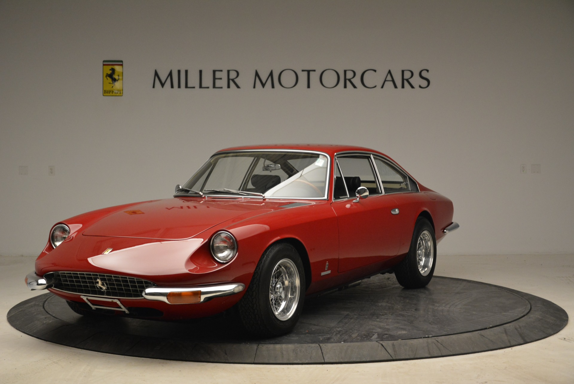 Used 1969 Ferrari 365 GT 2+2  For Sale In Greenwich, CT