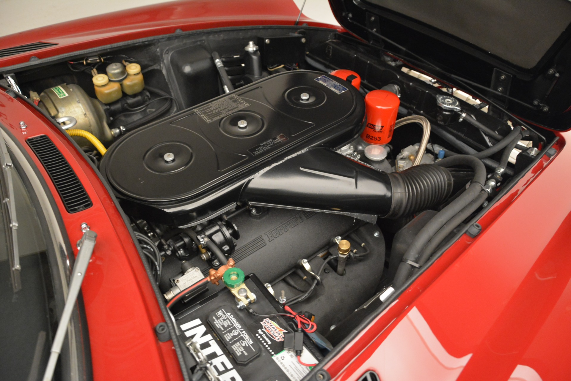 Used 1969 Ferrari 365 GT 2+2  For Sale In Greenwich, CT 1995_p23