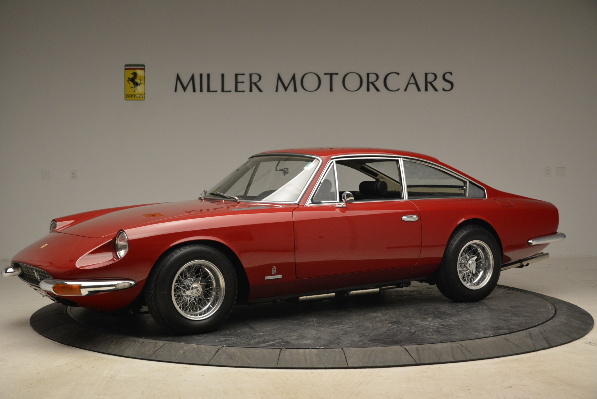 Used 1969 Ferrari 365 GT 2+2  For Sale In Greenwich, CT 1995_p2
