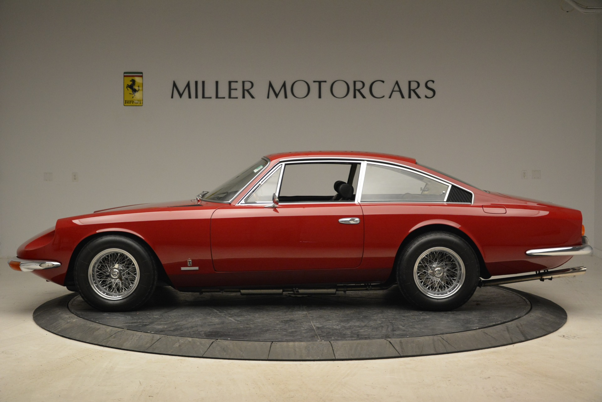Used 1969 Ferrari 365 GT 2+2  For Sale In Greenwich, CT 1995_p3