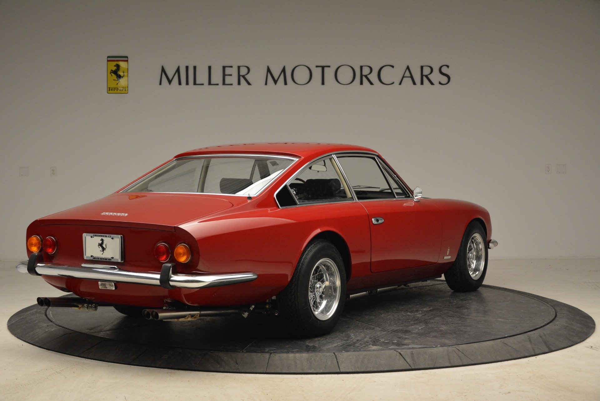 Used 1969 Ferrari 365 GT 2+2  For Sale In Greenwich, CT 1995_p7