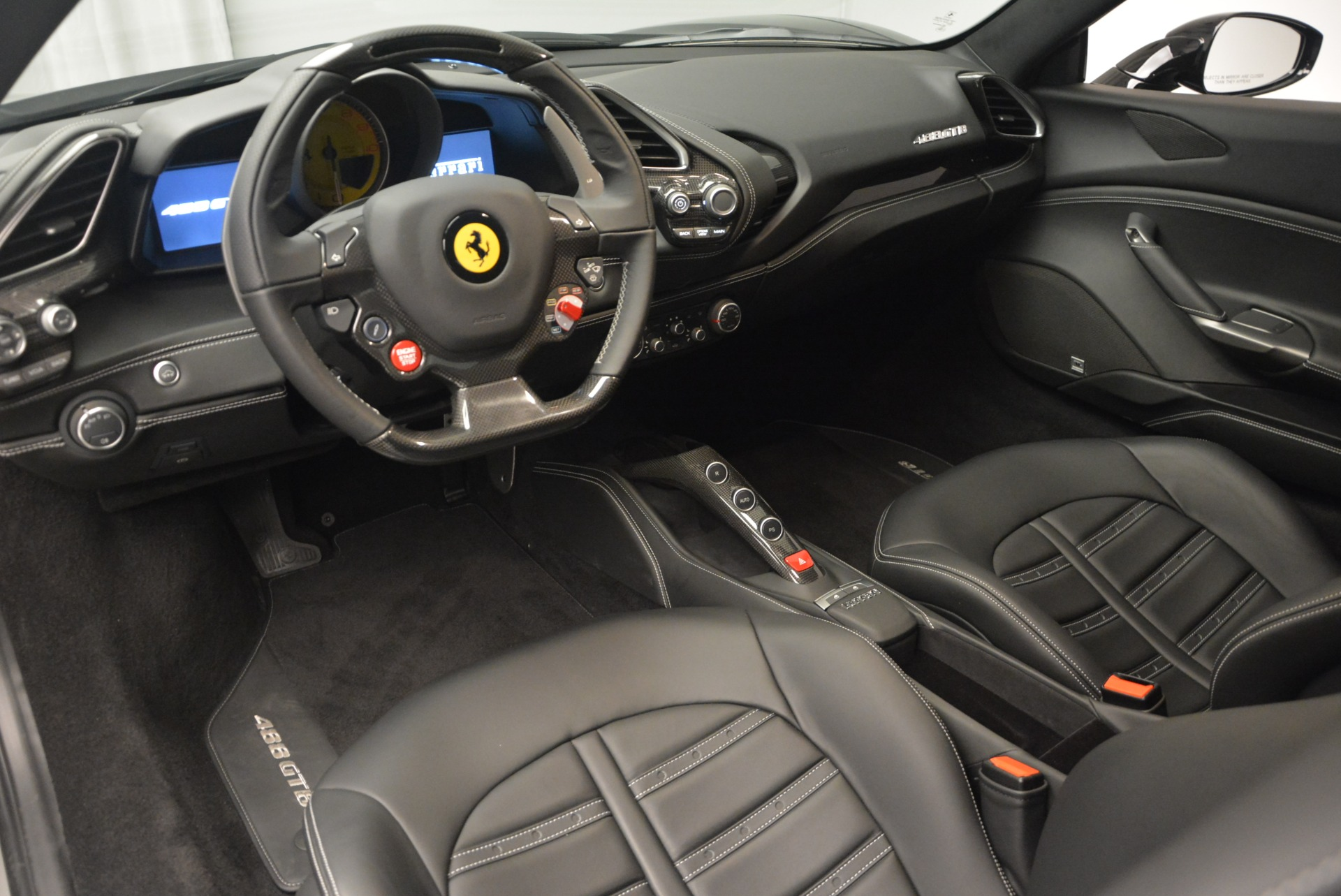 Used 2016 Ferrari 488 GTB  For Sale In Greenwich, CT 1996_p13