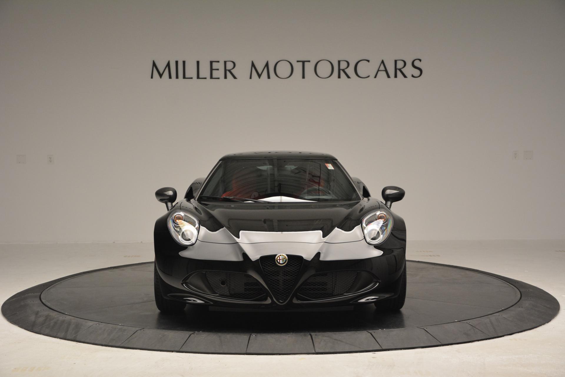 New 2016 Alfa Romeo 4C  For Sale In Greenwich, CT 2_p12