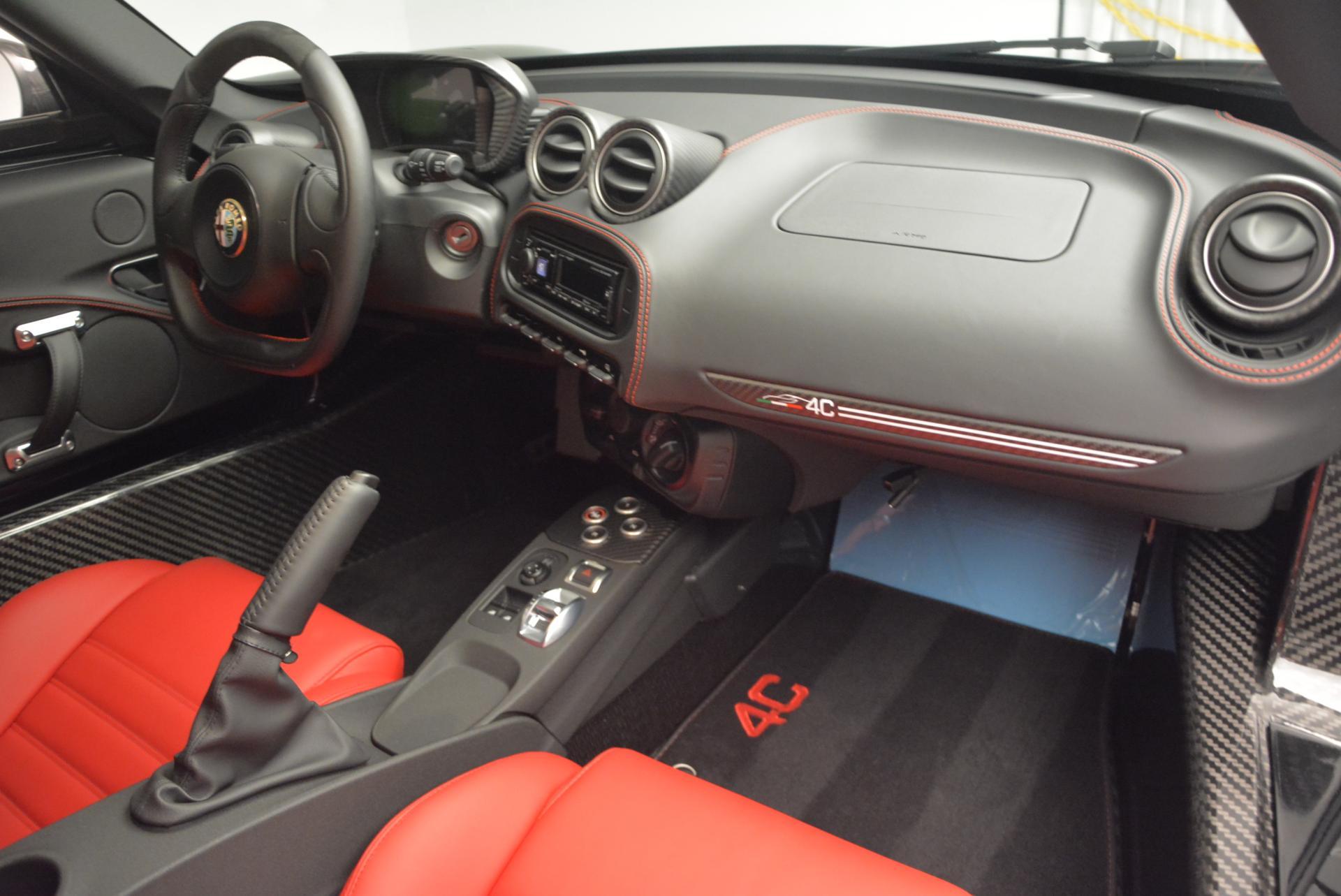 New 2016 Alfa Romeo 4C  For Sale In Greenwich, CT 2_p17