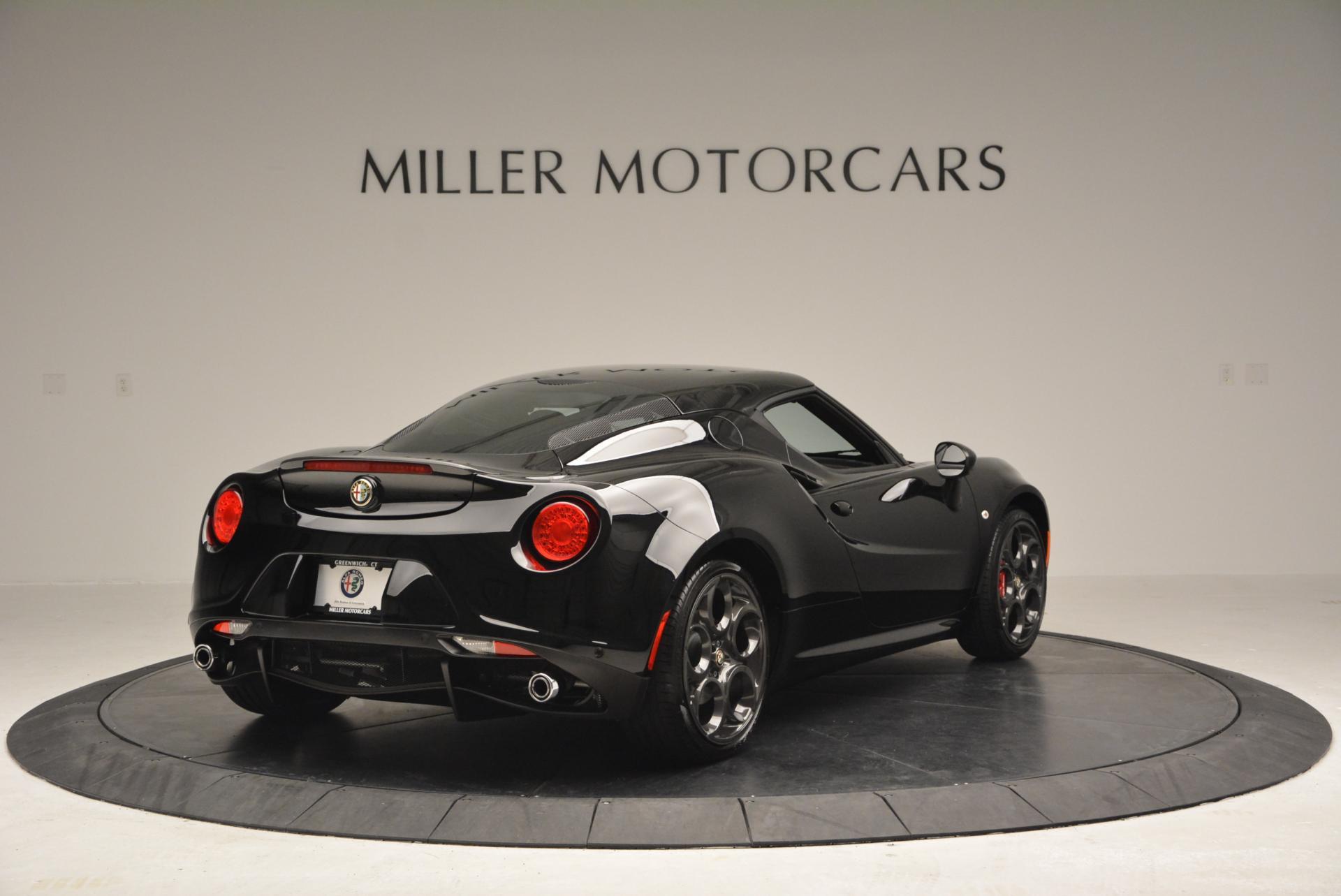 New 2016 Alfa Romeo 4C  For Sale In Greenwich, CT 2_p7