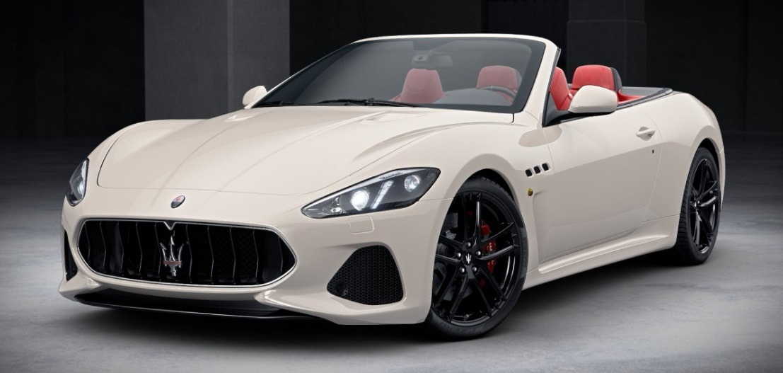 New 2018 Maserati GranTurismo Sport Convertible For Sale In Greenwich, CT 2001_main
