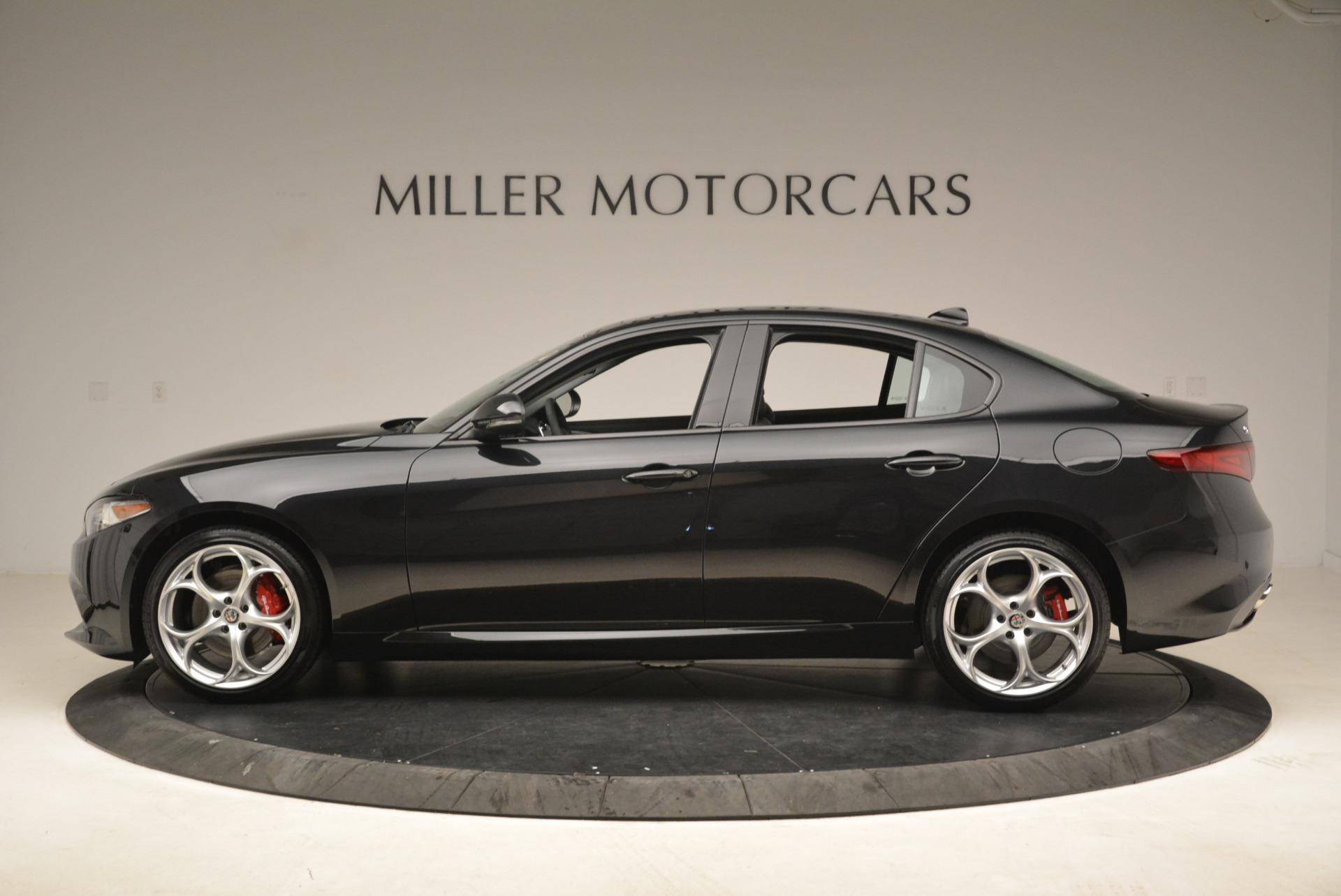 New 2018 Alfa Romeo Giulia Ti Sport Q4 For Sale In Greenwich, CT 2004_p3