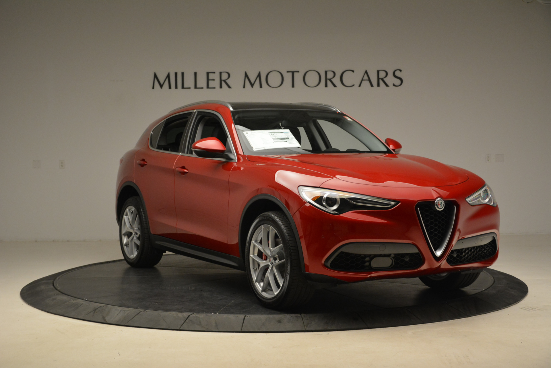 New 2018 Alfa Romeo Stelvio Ti Q4 For Sale In Greenwich, CT 2005_p11