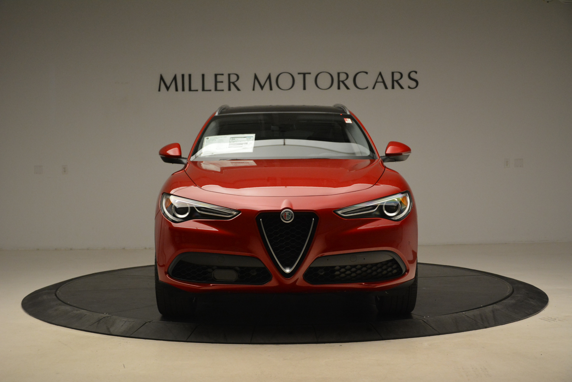 New 2018 Alfa Romeo Stelvio Ti Q4 For Sale In Greenwich, CT 2005_p12