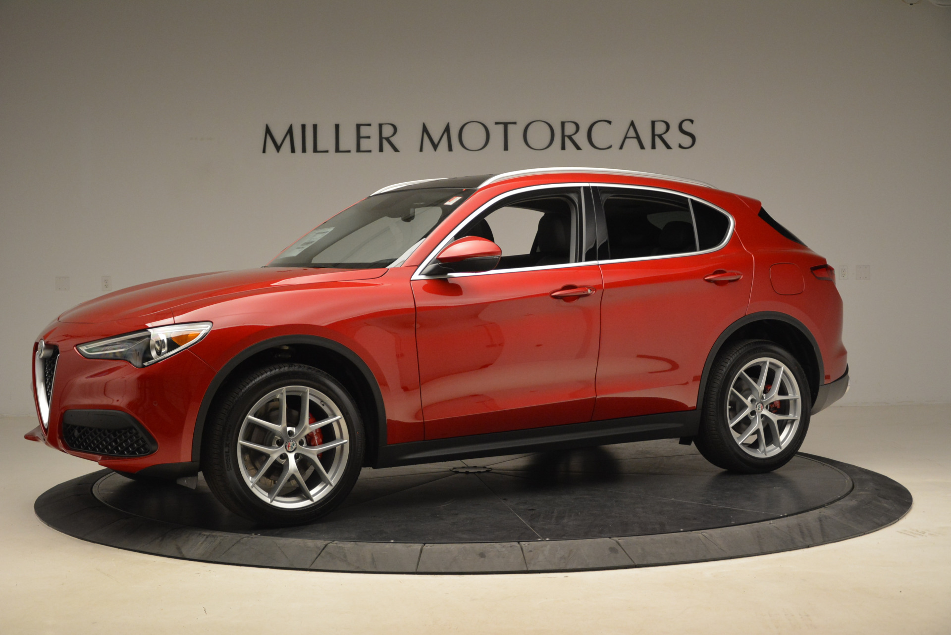 New 2018 Alfa Romeo Stelvio Ti Q4 For Sale In Greenwich, CT 2005_p2