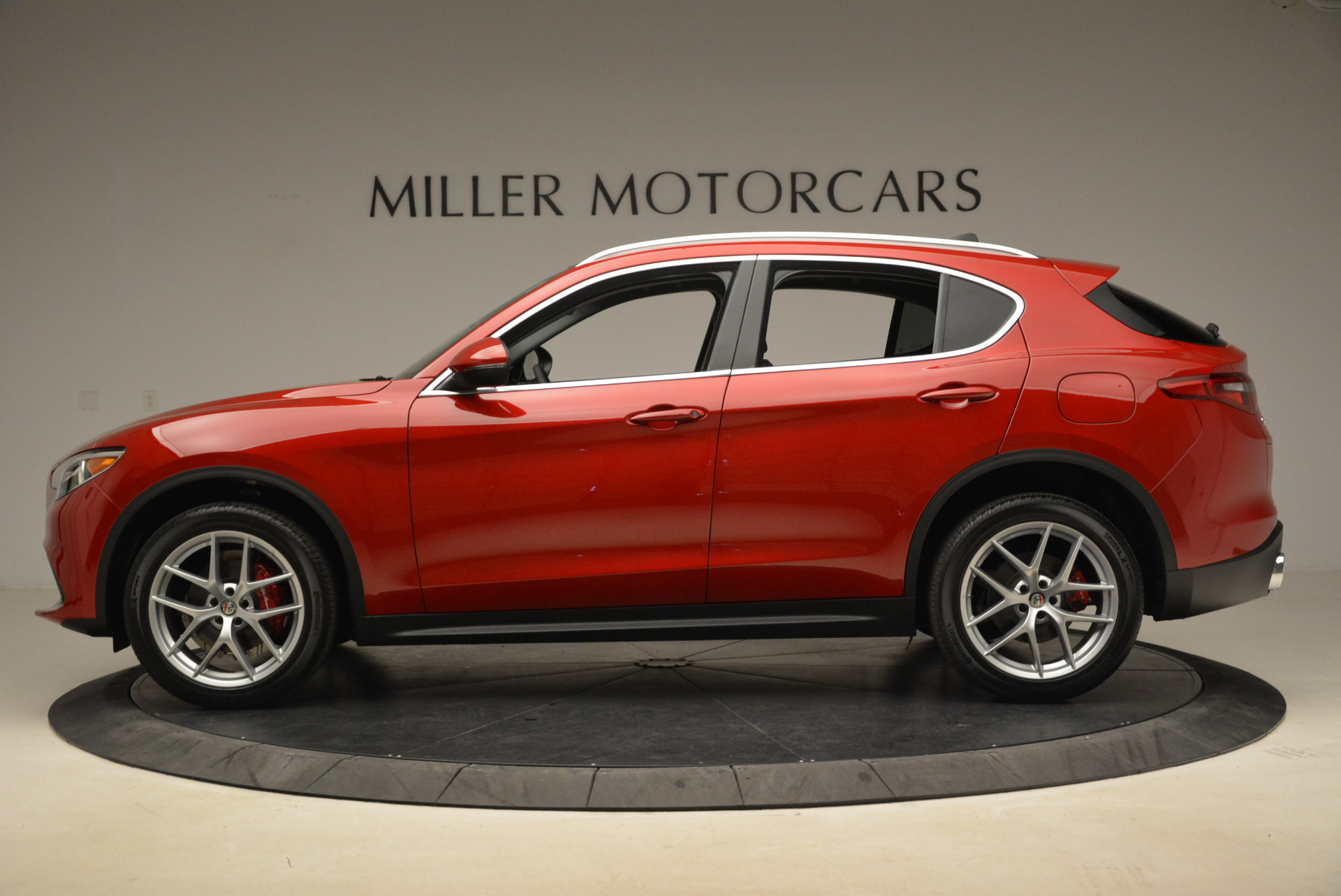New 2018 Alfa Romeo Stelvio Ti Q4 For Sale In Greenwich, CT 2005_p3