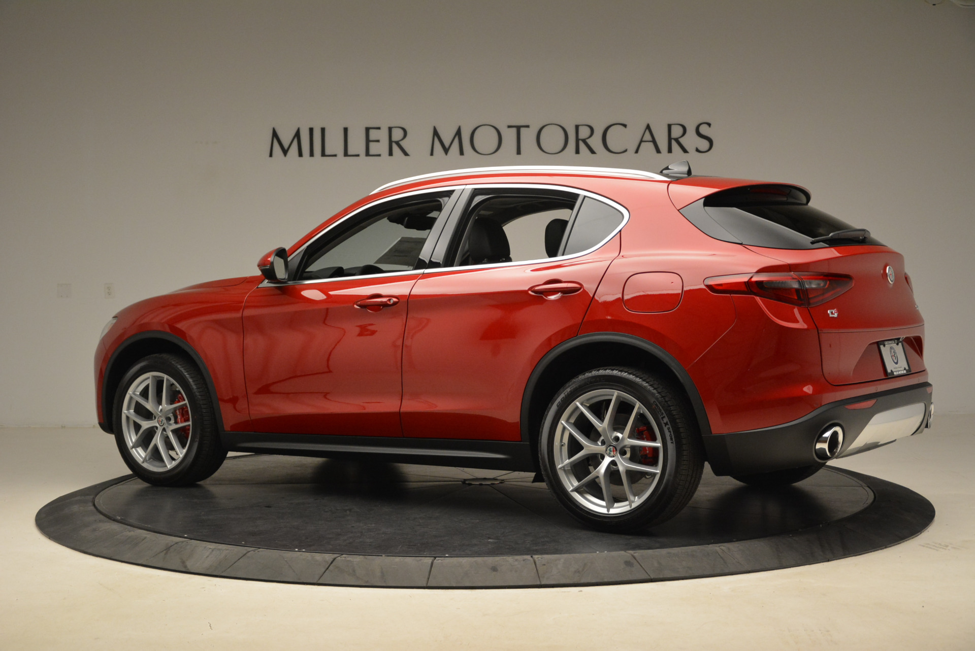 New 2018 Alfa Romeo Stelvio Ti Q4 For Sale In Greenwich, CT 2005_p4