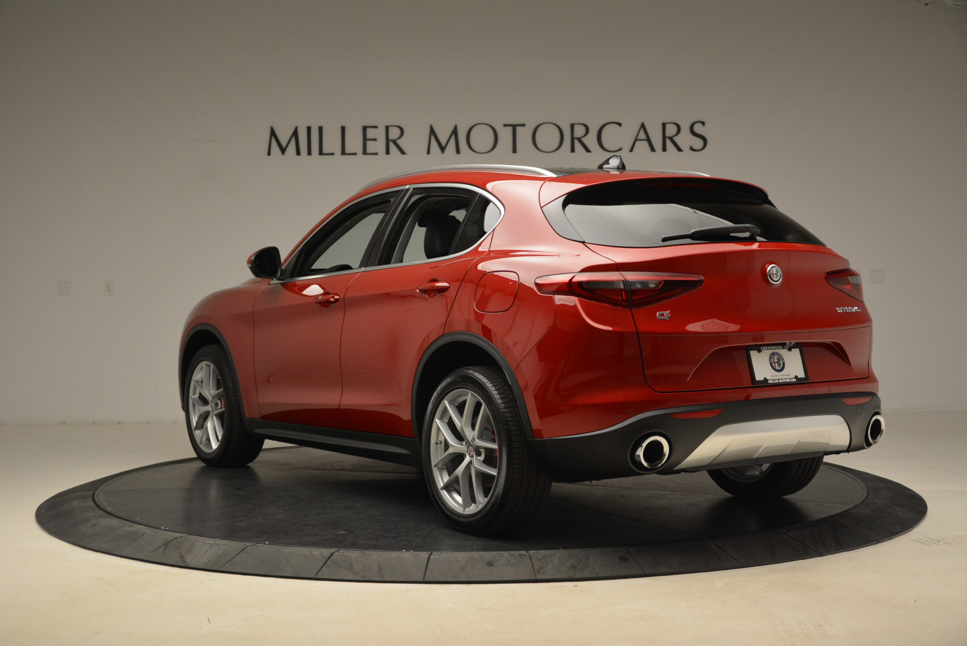 New 2018 Alfa Romeo Stelvio Ti Q4 For Sale In Greenwich, CT 2005_p5