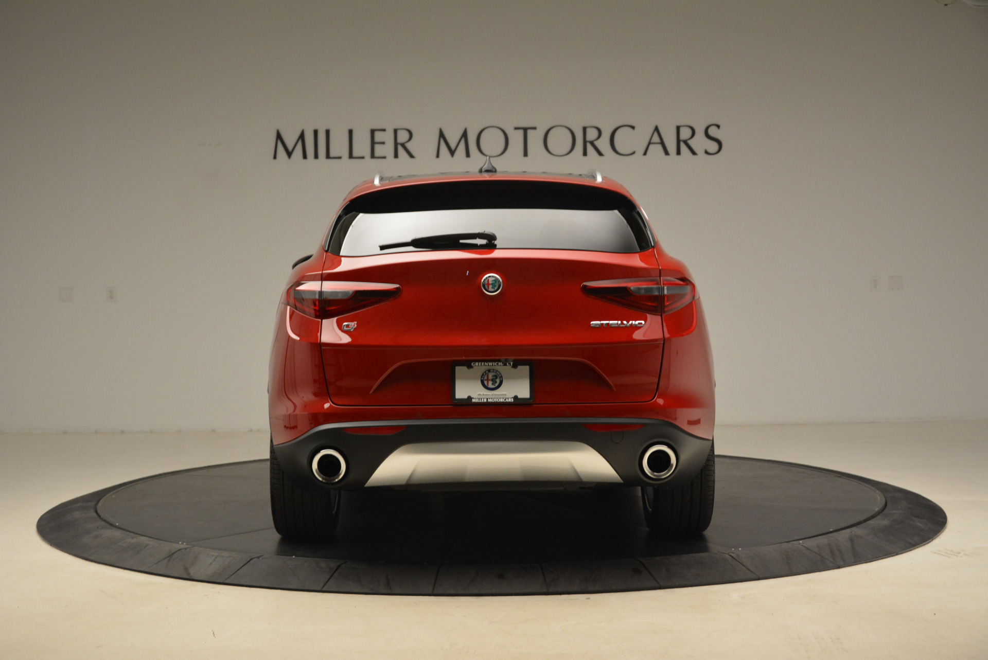 New 2018 Alfa Romeo Stelvio Ti Q4 For Sale In Greenwich, CT 2005_p6