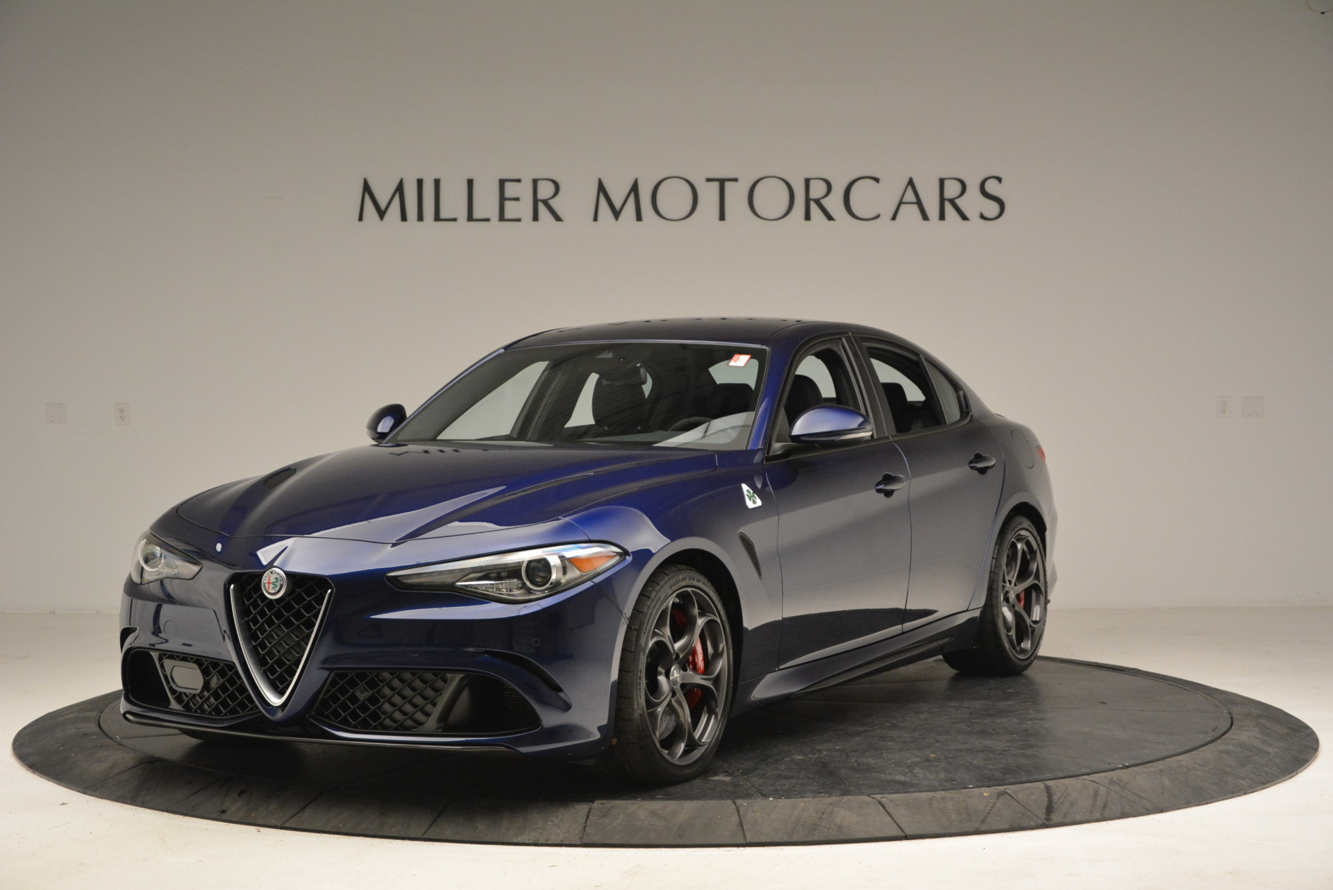 New 2018 Alfa Romeo Giulia Quadrifoglio For Sale In Greenwich, CT 2007_main