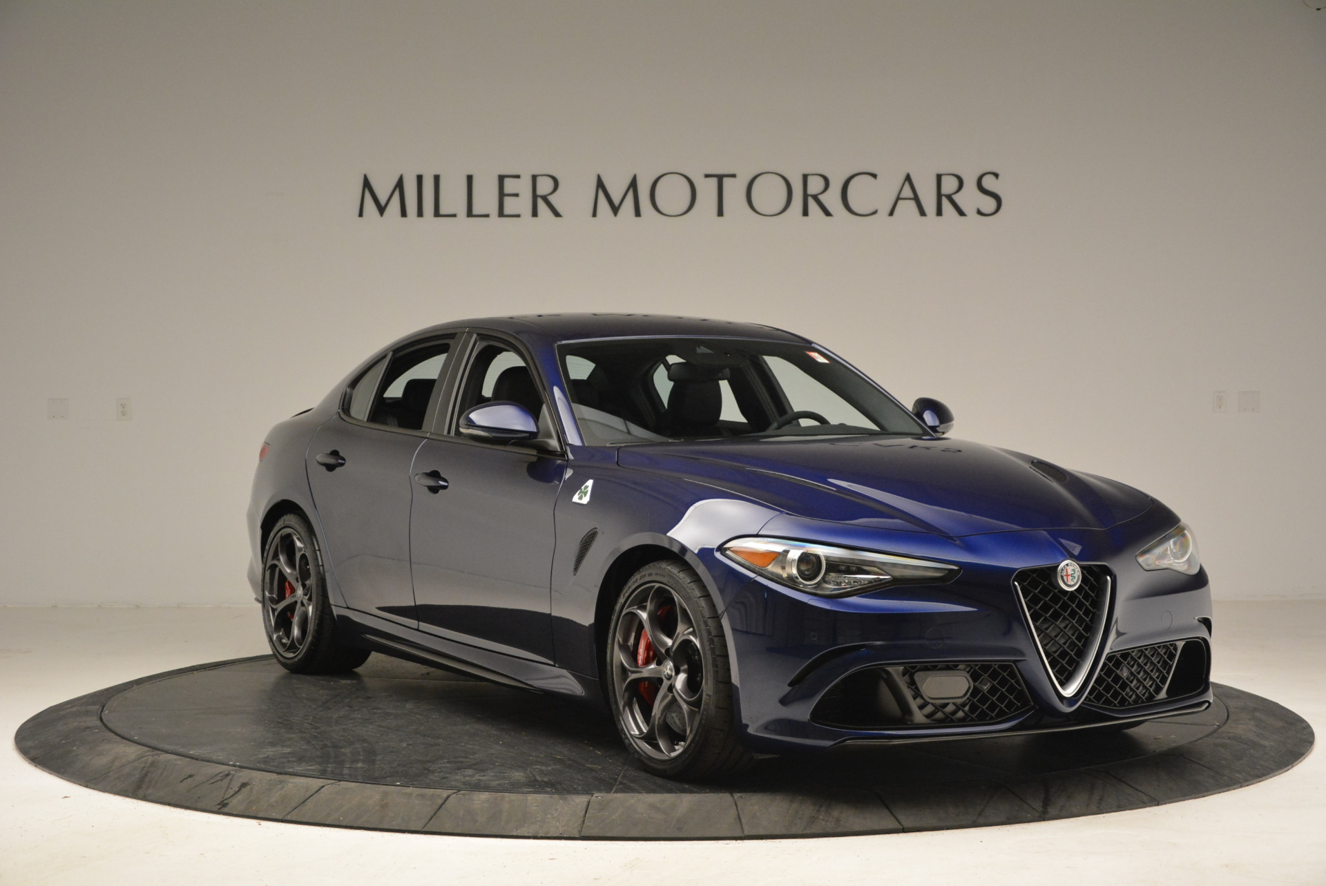 New 2018 Alfa Romeo Giulia Quadrifoglio For Sale In Greenwich, CT 2007_p11