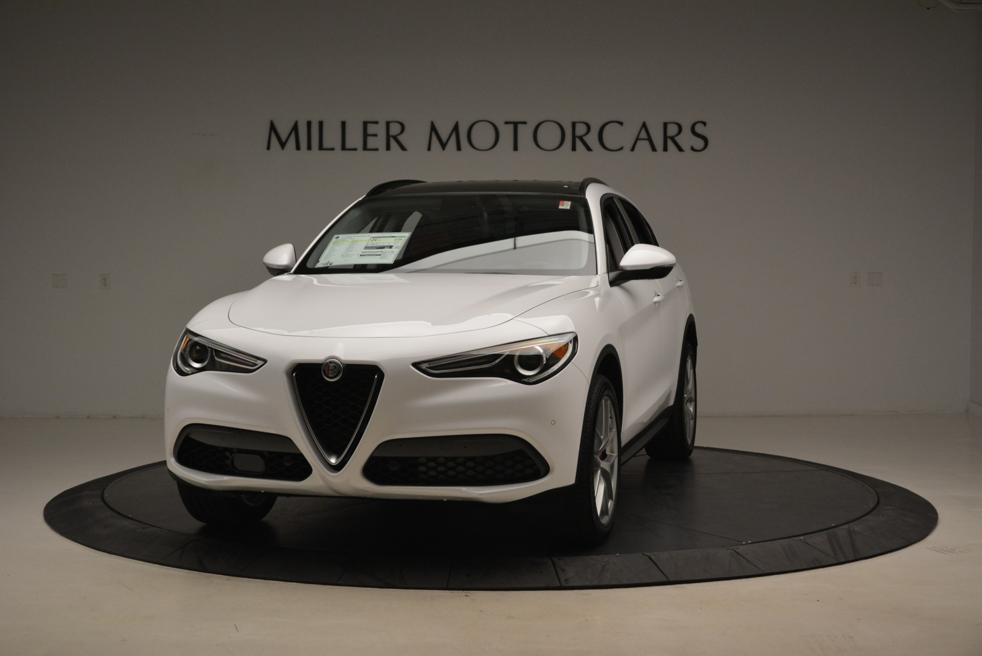 New 2018 Alfa Romeo Stelvio Ti Sport Q4 For Sale In Greenwich, CT 2008_main
