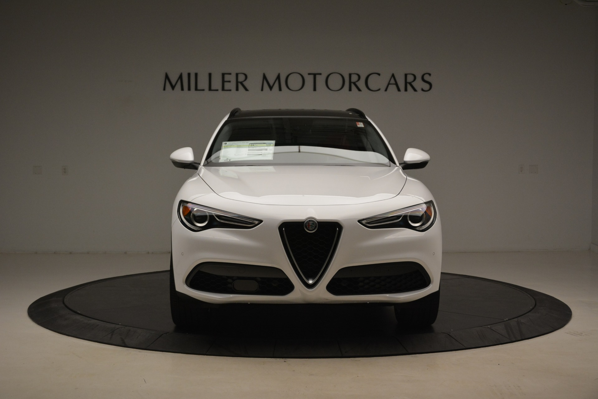 New 2018 Alfa Romeo Stelvio Ti Sport Q4 For Sale In Greenwich, CT 2008_p12