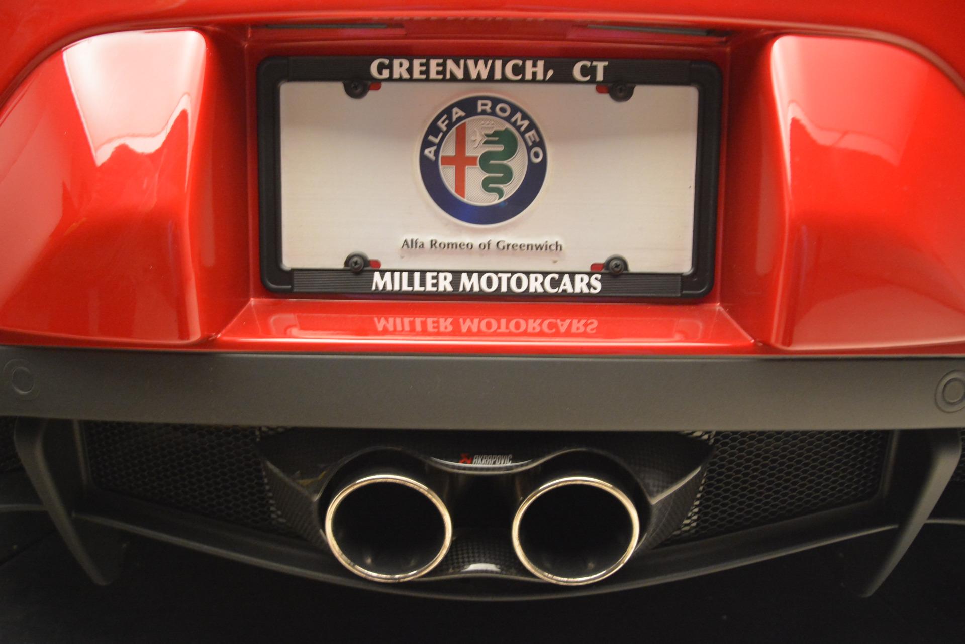 New 2018 Alfa Romeo 4C Spider For Sale In Greenwich, CT 2010_p29